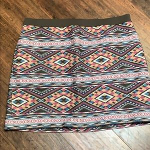 American eagle stretchy skirt 10
